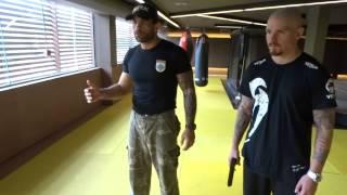 Defesa contra arma de fogo -  T.C.U