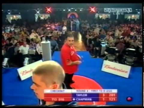 Phil Taylor vs. Matt Chapman - 2004 PDC UK Open