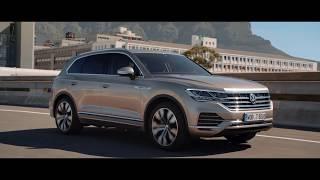 New Volkswagen Touareg 2018