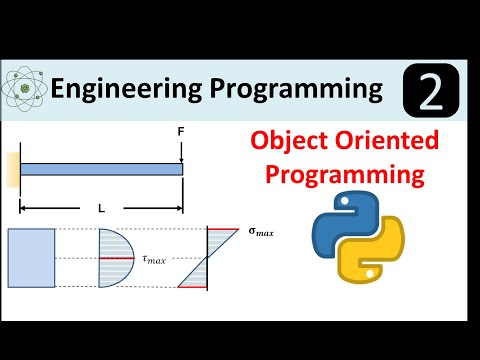 Object Oriented Programming: An Engineering Example