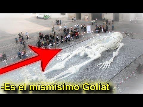 El Gigante Goliat , DESCIFRADO