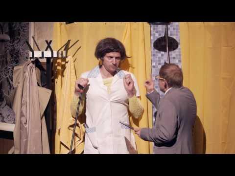 INDIEN von Josef Hader und Alfred Dorfer   Neues Globe Theater
