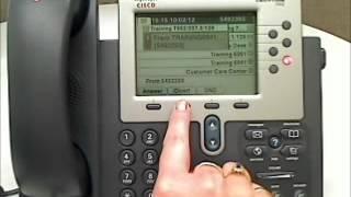 Cisco 7900 Series iDivert