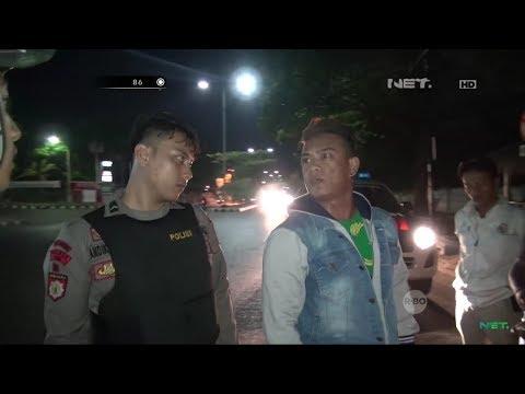 Pria Ini Ngegas & Ngamuk Saat Diberhentikan Polisi