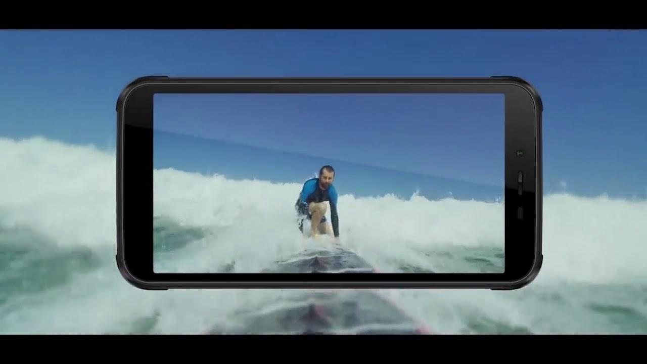 Обзор смартфона Blackview BV5500 Pro, официальный тизер