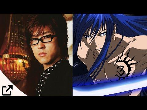 Top 10 Takahiro Sakurai Voice Acting Roles Seiyuu