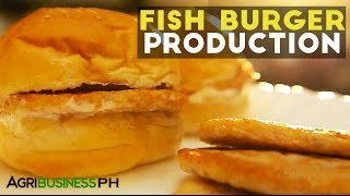 How To Make Fish Burger - Agribusiness Season 3 Episode 8 Part 3