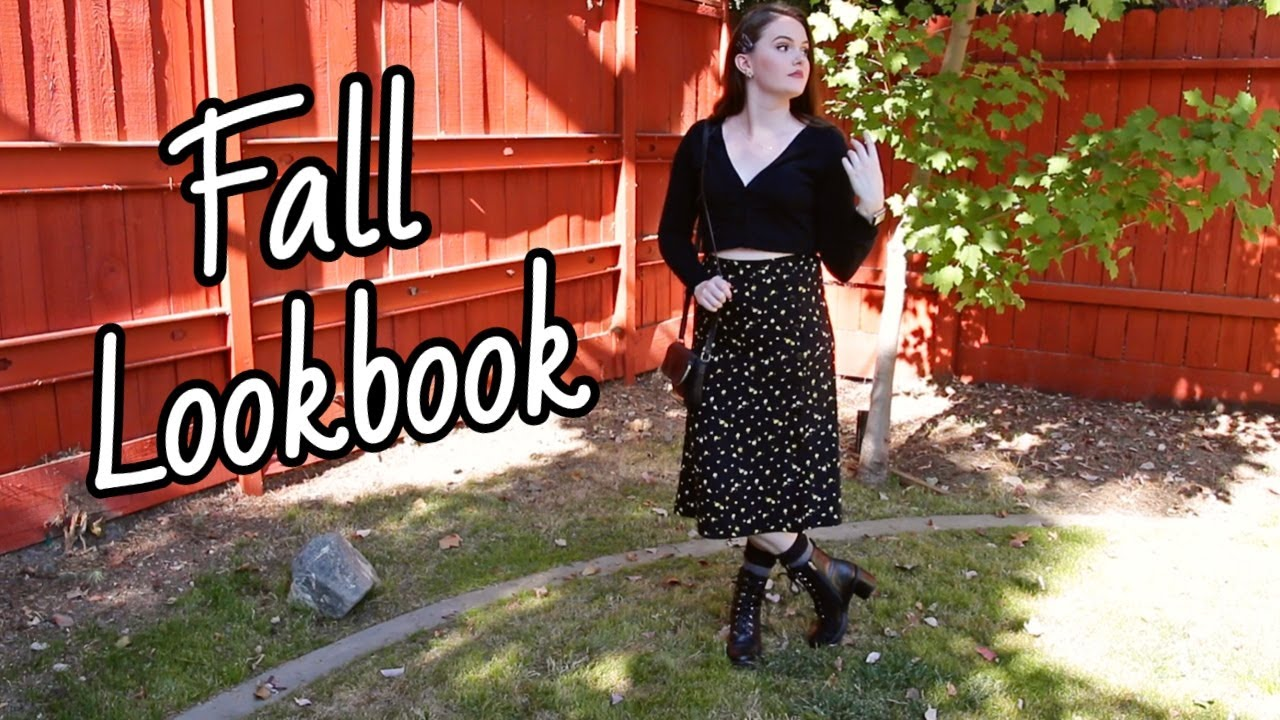 [VIDEO] - Fall Lookbook | All Black Outfit Ideas 8