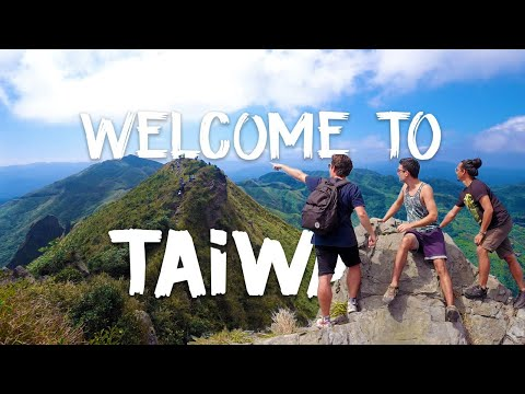How To Travel Taiwan 🇹🇼 Backpacking Documentary | Ep4 Jiufen + Snow Mountain