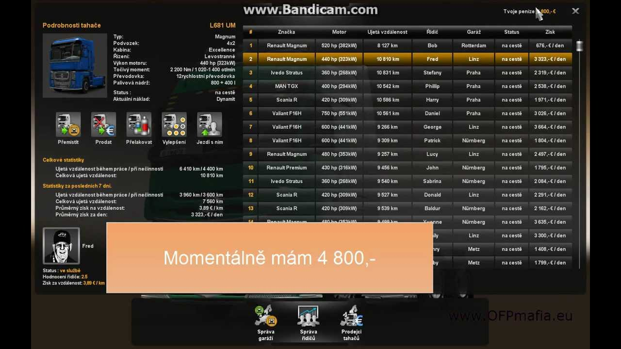 Euro truck simulator 2 money cheat (no cheat engine, trainer +1.