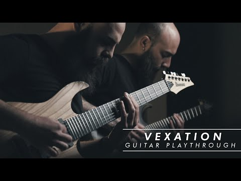 Bleed Someone Dry - Vexation Guitar Playthrough