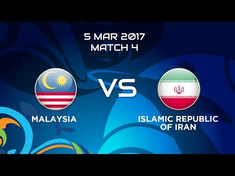 #AFCBeachSoccer2017 - M4 Malaysia vs. Islamic Republic of Iran