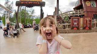 Will Alma dare to ride Wildfire? VLOG