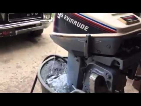 Evinrude 9 9 outboard boat engine for sale