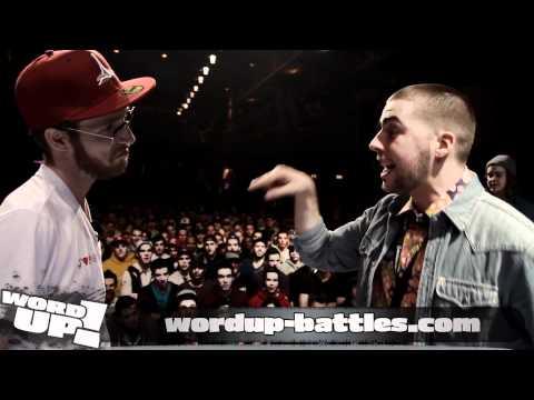 WordUP! 9e Édition: Jeune Chilly Chill vs Yes Mccan (Présenté par Resistance Boardshop)