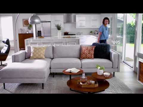 Mid Century Modern Design   Living Spaces