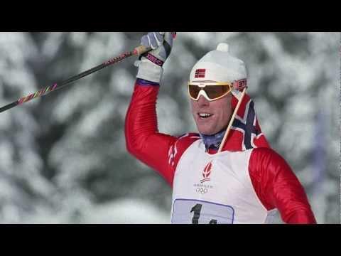 Men's 4x10 Km Relay Val di Fiemme 1991 - KING Bjørn Dæhlie & Norway:
