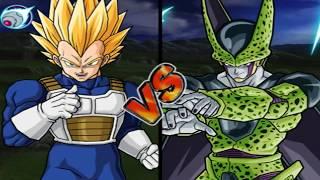 [TAS] Dragon Ball Budokai Tenkaichi 3 - Super Vegeta Vs Perfect Cell
