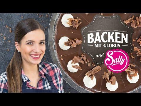Bananen Stracciatella-Torte I Backen mit Globus & Sallys Welt #1