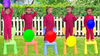 Five Little Monkeys Jumping On The Bed | Kids Song #2