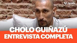 Entrevista COMPLETA al Cholo Guinazú en Líbero