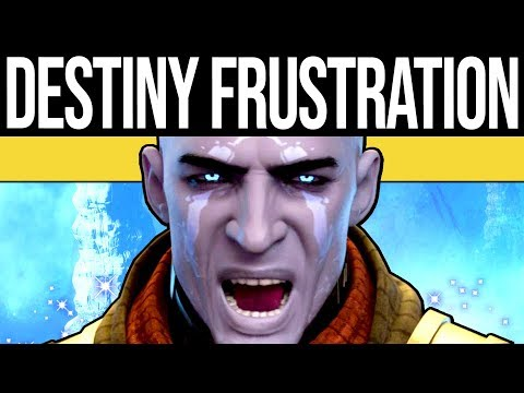 Destiny 2 | The Community is FRUSTRATED! Player Concerns, DLC Content & Why Bungie NEED to listen! thumbnail
