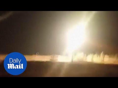 Warplanes over Lebanon fire missiles towards Damascus, Syria