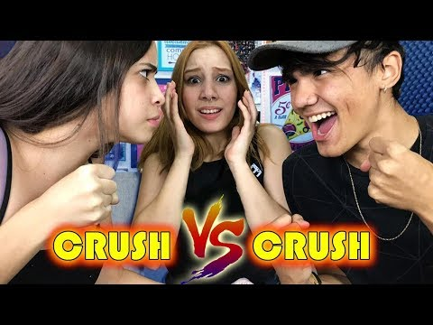 CRUSH VS CRUSH Ft. MAMUTE CONGELADO E CAROL NUNES
