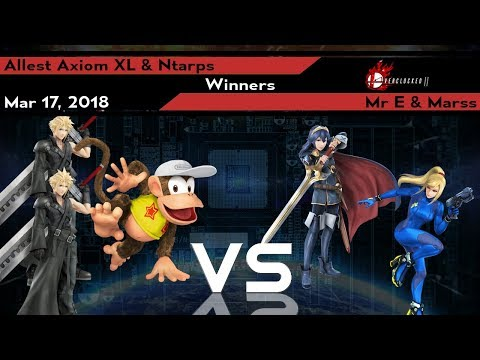 Overclocked II - [Winners] Allest Axiom XL & Ntarps vs Mr E & Marss