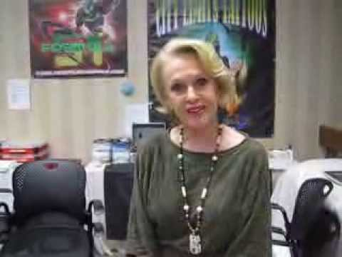 Tippi Hedren about Ink-Fusion