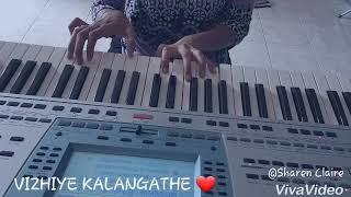 Vizhiye Kalangathe piano cover