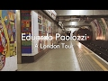 Eduardo Paolozzi: A London tour
