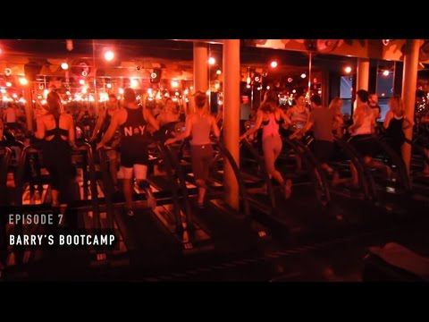 SweatLifeNYC Episode 7: Barry's Bootcamp