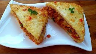 Chicken Sandwich Recipe, Chicken Cheese Sandwich