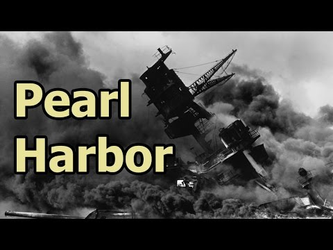 On This Day - 7 December 1941 - Pearl Harbor Attacked