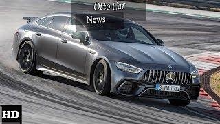 HOT NEWS !!! Mercedes AMG GT 4 Door Coupe  spec & price