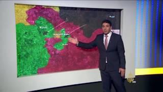 مسار المعارك والتطورات الميدانية في حلب