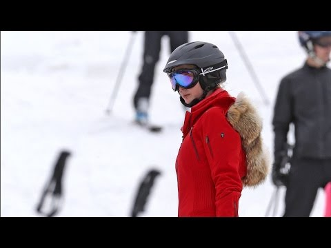 Ivanka Trump Wears $1,200 Ski Outfit to Hit the Slopes in Aspen