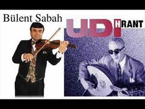 Udi Hrant with Bulent Sabah