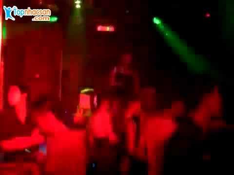 DJ Tit Xinh Bac Mat Club Hải Phòng - DJ Tít