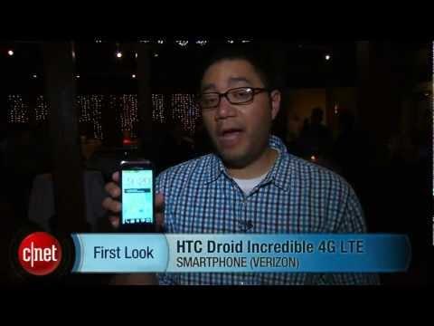 HTC Droid Incredible 4G LTE (Verizon Wireless) Review