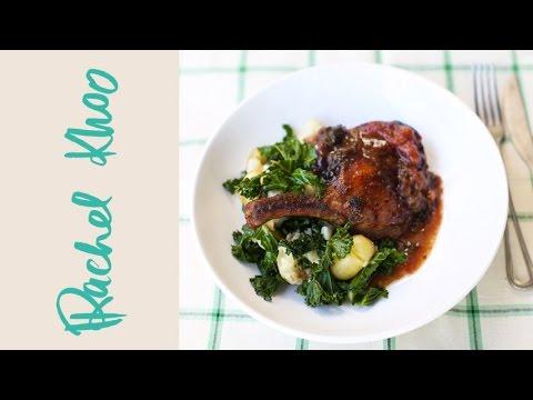 Rachel Khoo's Spiced Duck With Plum Sauce