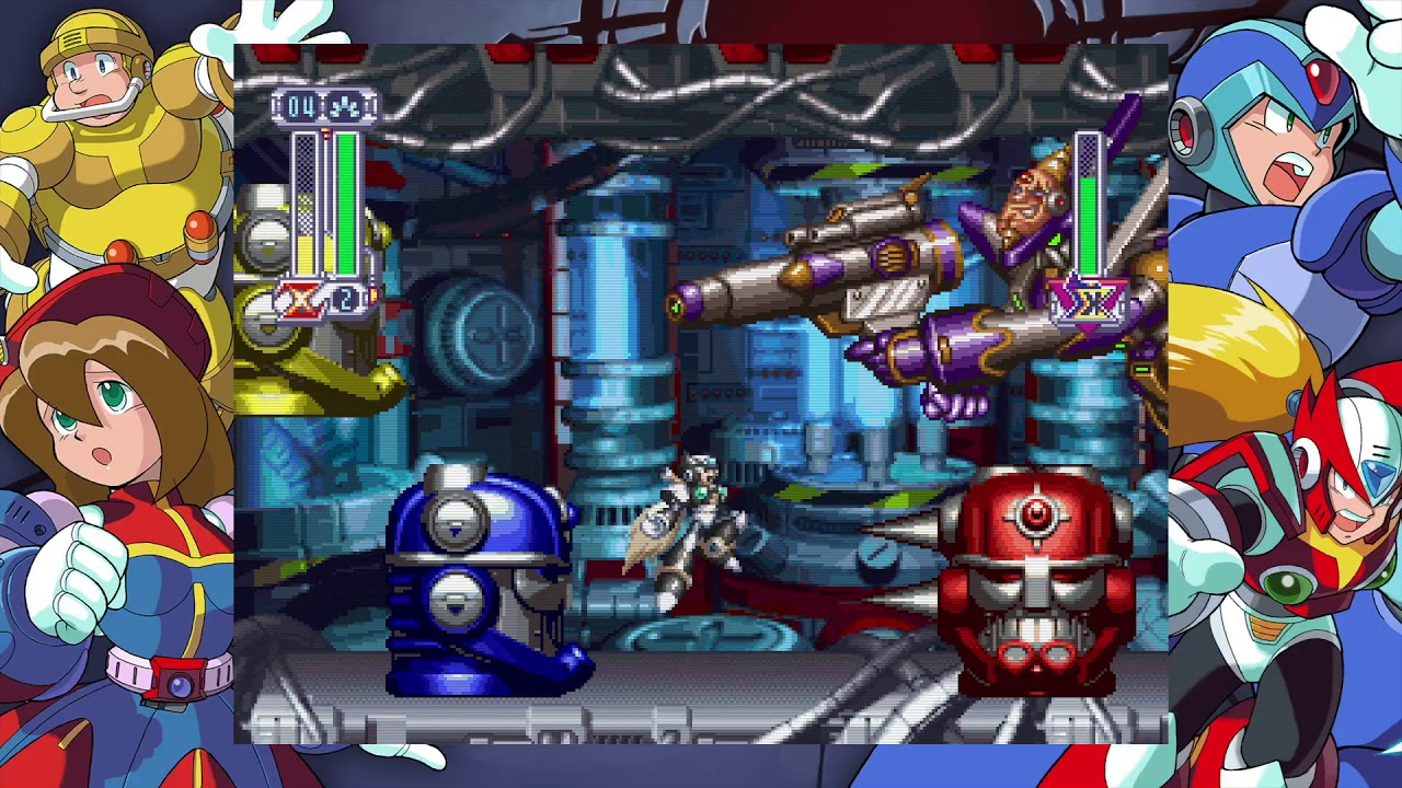 Mega Man X Legacy Collection 1+2 Review - Plenty of Reploid Bang For