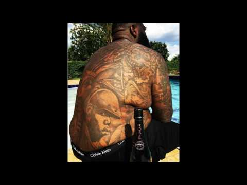 #RickRoss #Biggie Smalls tattoo is off the chain! Does it look like the #NotoriousBIG  to you?