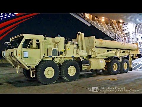 THAAD(サード)ミサイルが韓国に到着:北朝鮮のミサイルの脅威に対応【ミサイル防衛】