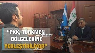 Erşed Salihi: PKK, Türkmen bölgelerine yerleştiriliyor