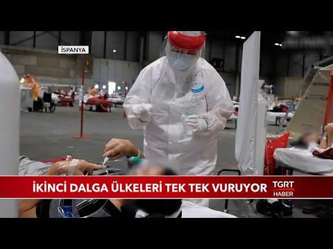 İkinci Koronavirüs Dalgası Ülkeleri Tek Tek Vuruyor