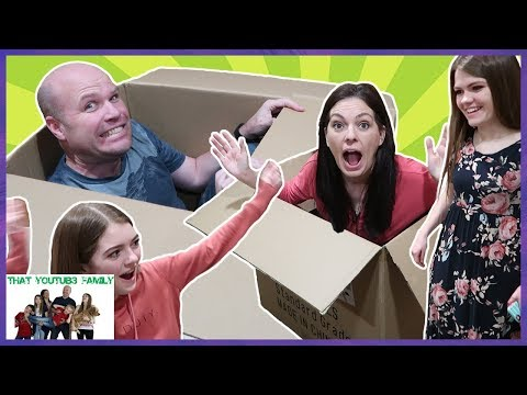 WE MAILED MOM AND DAD! / That YouTub3 Family