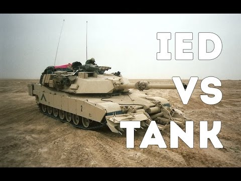 Download IED vs Tank - Mine Clearing with M1 Abrams