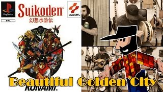 #Suikoden - Beautiful Golden City - Ft. SoundoleVGMCovers #suikoden